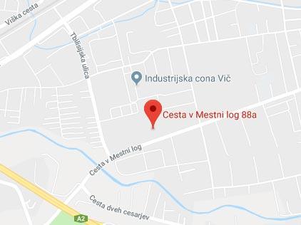 i5, d.o.o. Cesta v Mestni log 88a, Ljubljana