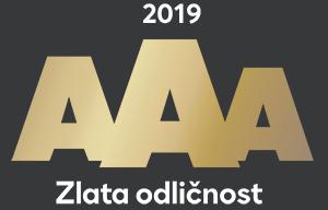 Certifikat odličnosti 2019